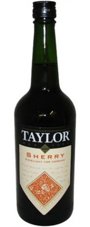 Taylor Cooking Sherry